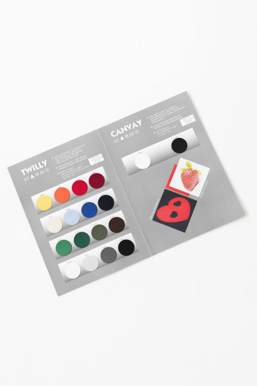 Gamme TWILLY / CANVAY