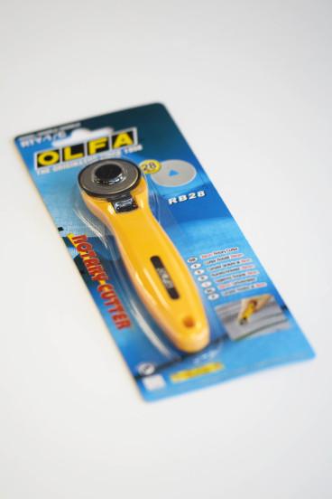 Cutter rotatif 28mm